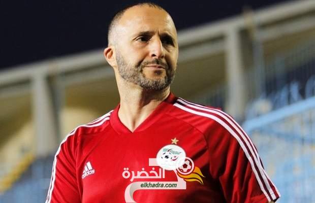 المنتخب الجزائري : بلماضي يؤكد اهتمامه بأكثر من 5 لاعبين محليين 23