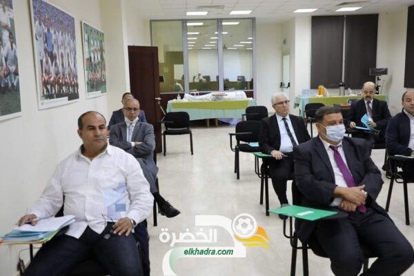 المكتب الفيديرالي يحسم التمثيل الجزائري في المنافسات الإفريقية يوم 29 جويلية 14