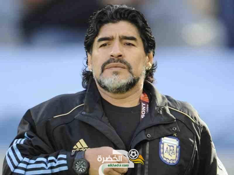 الاتحاد الأرجنتيني يعلن رسميا وفاة دييغو أرماندو مارادونا 1