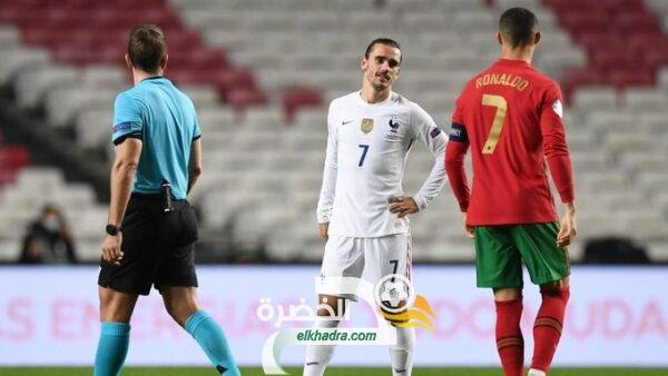 منتخب فرنسا يفوز على البرتغال في دوري الأمم الأوروبية 25
