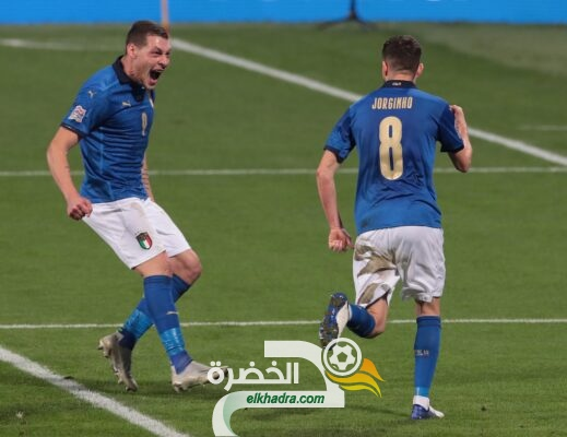 منتخب إيطاليا يحقق فوزًا سهلاً على بولندا 61