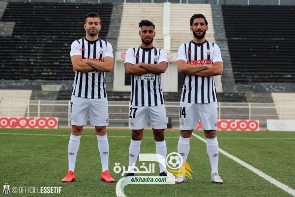 صور تقديم القميص الرسمي لوفاق سطيف لموسم 2021/2020 42
