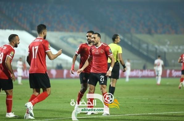 الأهلي يفوز على الزمالك في نهائي دوري أبطال أفريقيا ويحرز لقبه التاسع 30