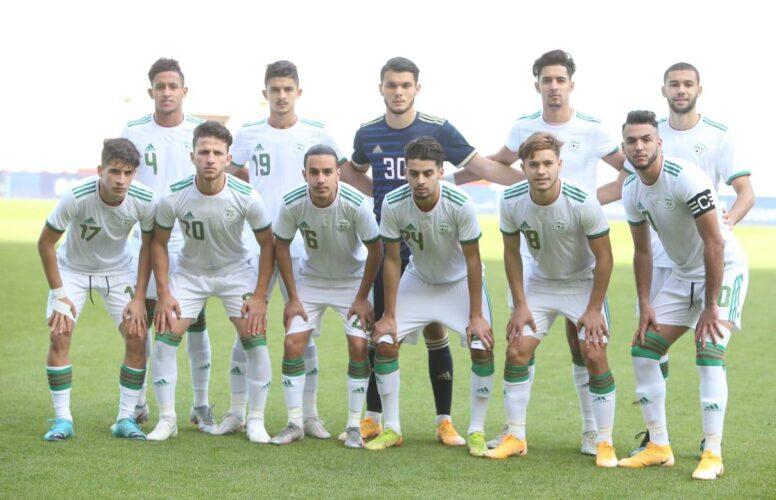 الخضر ينهزمون امام المغرب في تصفيات كاس امم إفريقيا تحت 20 سنة 32
