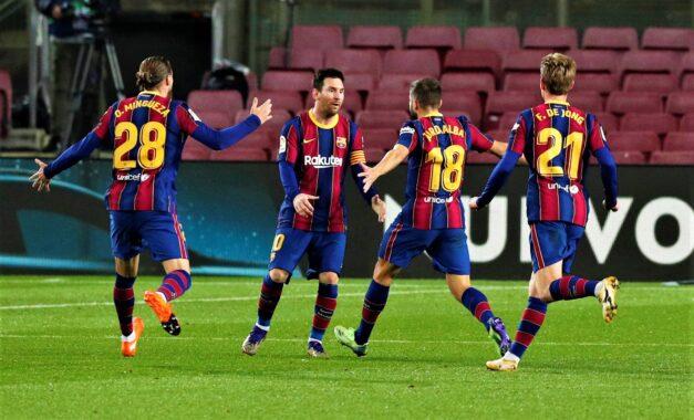 موعد والقنوات الناقلة لمباراة برشلونة ضد باريس سان جيرمان اليوم 34