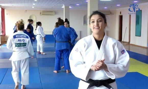 بطولة إفريقيا للجيدو 2020 : الجزائرية بلقاضي امينة تتوج بالميدالية الذهبية 27