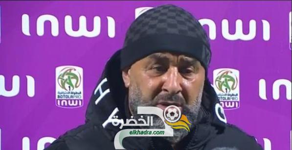 """بن شيخة : """"كان كابوسا مخيفا أن نستقبل 3 أهداف في أقل من 10 دقائق"""" 5"""