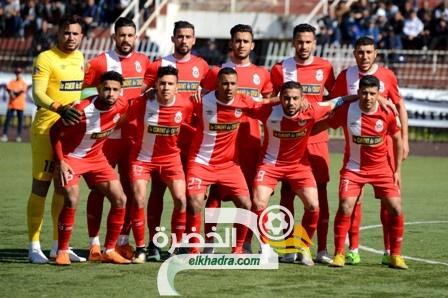 جمعية الشلف تفوز على وداد تلمسان بثلاثة أهداف مقابل هدفين 12