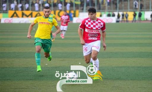 مباراة شبيبة القبائل و شباب بلوزداد تحت إدارة الحكم عبد الله إبرير 30