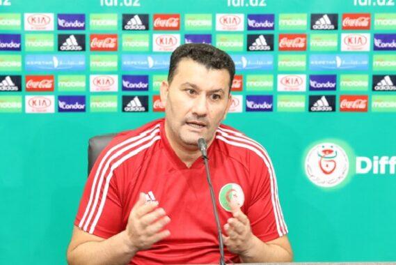 مدرب المنتخب الوطني أقل من 20 سنة: مواجهة المغرب لن تكون سهلة 34
