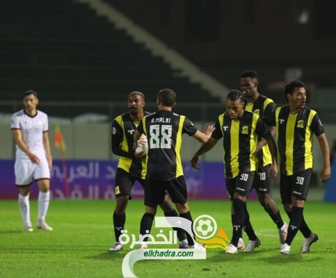 اتحاد جدة يفوز على ضيفه الشباب في الدوري السعودي 29