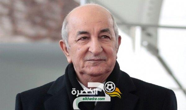 رئيس الجمهورية عبد المجيد تبون يعود إلى أرض الوطن 23