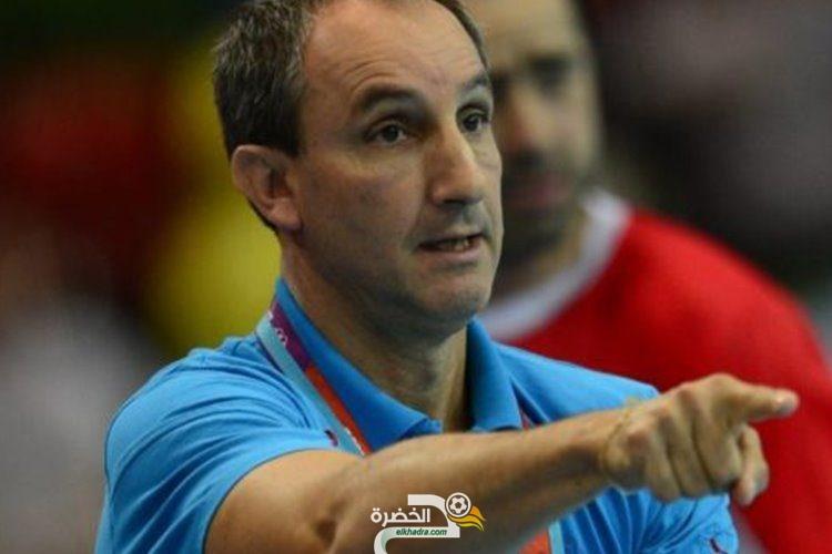 """ألان بورت مدرب الجزائر :""""سنقدم مباريات أفضل في الدور المقبل """" 26"""