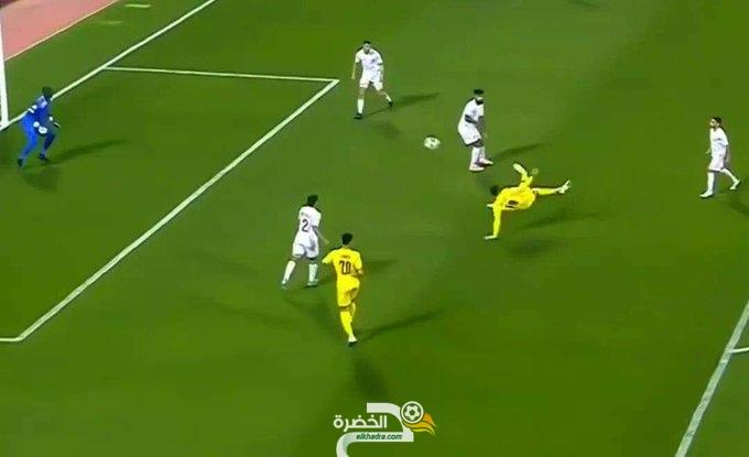 بلايلي هداف ضد الشمال في كأس الأمير القطري 23