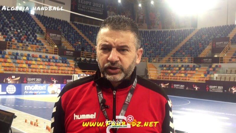 كرة اليد: اعادة انتخاب حبيب لعبان على رأس الاتحادية الجزائرية 1