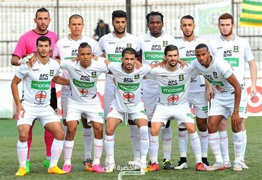شبيبة الساورة يفوز على ضيفه وداد تلمسان بهدف دون رد 23