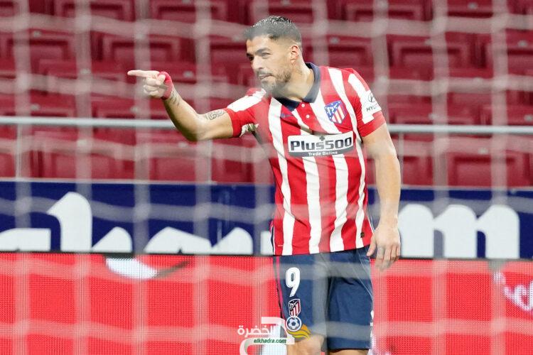 أتلتيكو مدريد يخطف فوزا مثيرا من ديبورتيفو ألافيس ويحافظ على صدارة الليغا 24