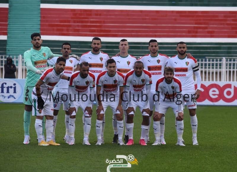 مولودية الجزائر تفوز على شبيبة سكيكدة بثلاثة أهداف دون رد 5