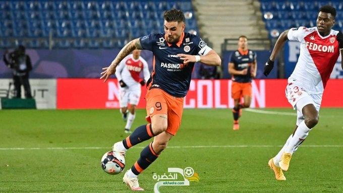 andy delort أندي ديلور يسجل هدف بالعقب ضد موناكو 23
