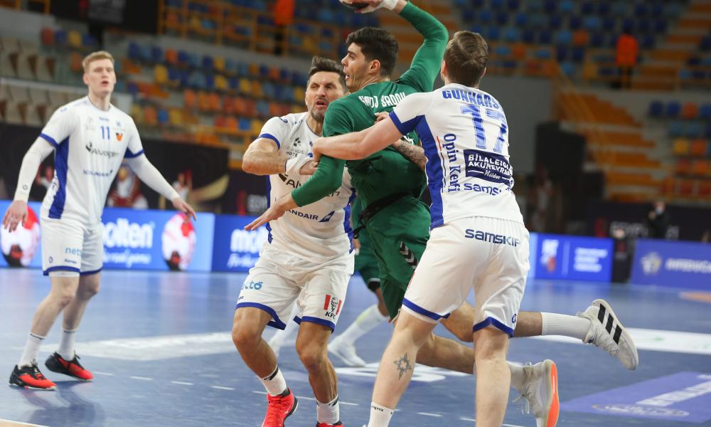 الجزائر في مواجهة فرنسا الاربعاء في مونديال اليد 23