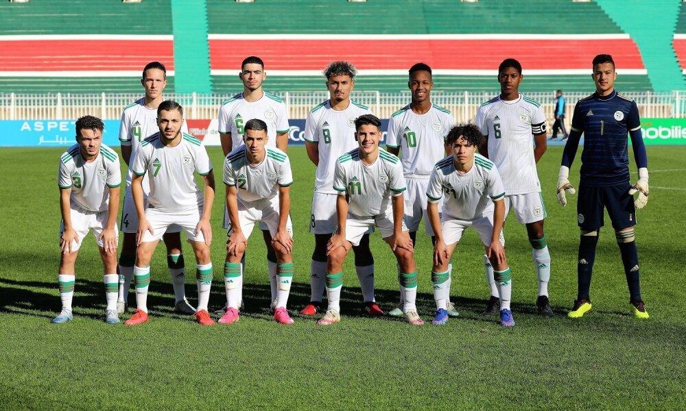 دورة اتحاد شمال إفريقيا اقل من 17 سنة : الجزائر تفوز على ليبيا 3-2 23