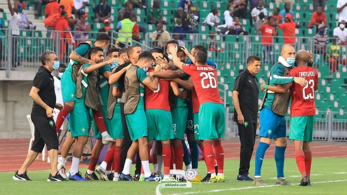 كأس أمم أفريقيا للمحليين :المغرب يواجه الكاميرون في نصف النهائي 7