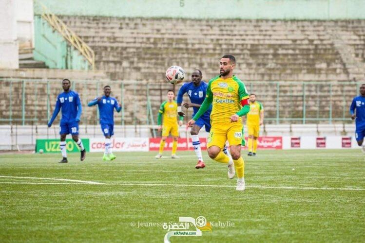شبيبة القبائل إلى الدور الثاني من كأس الكونفدرالية الإفريقية 23