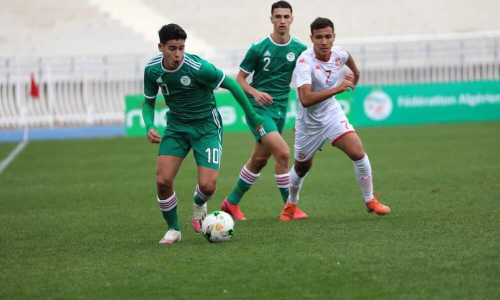 المنتخب الوطني الجزائري لأقل من 17 سنة يتأهل لكأس إفريقيا 23