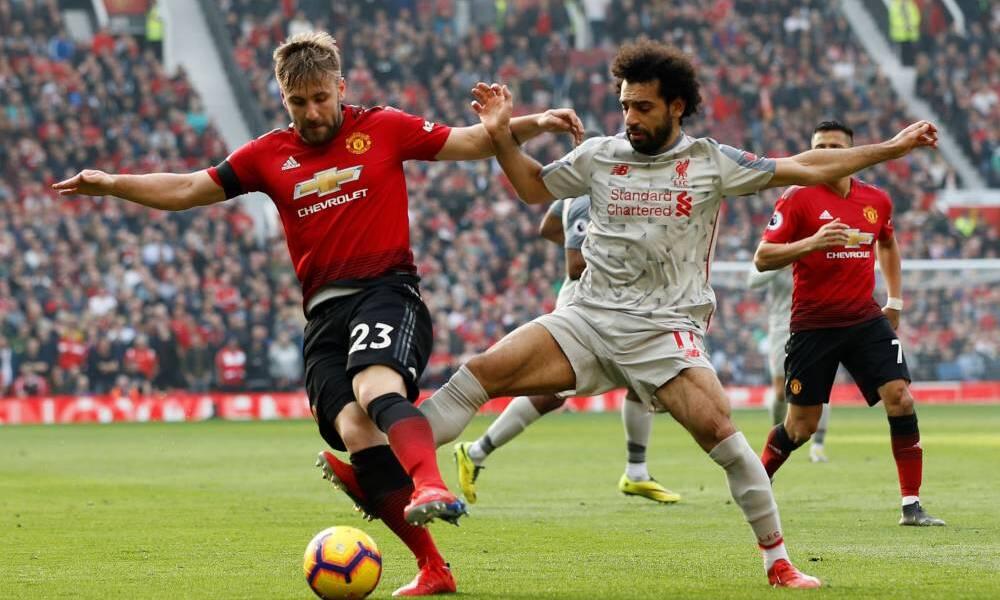 ليفربول – مانشستر يونايتد : توقيت المباراة والقنوات الناقلة 23