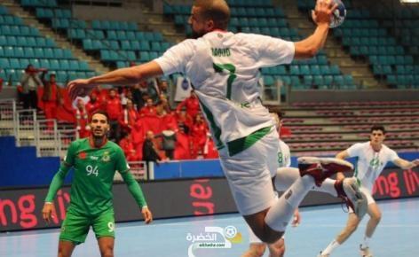المنتخب الوطني لكرة اليد يفوز على المغرب 24-23 في بطولة العالم 2021 29