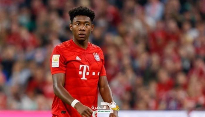 تفاصيل اتفاق ريال مدريد مع النمساوي ديفيد ألابا 23