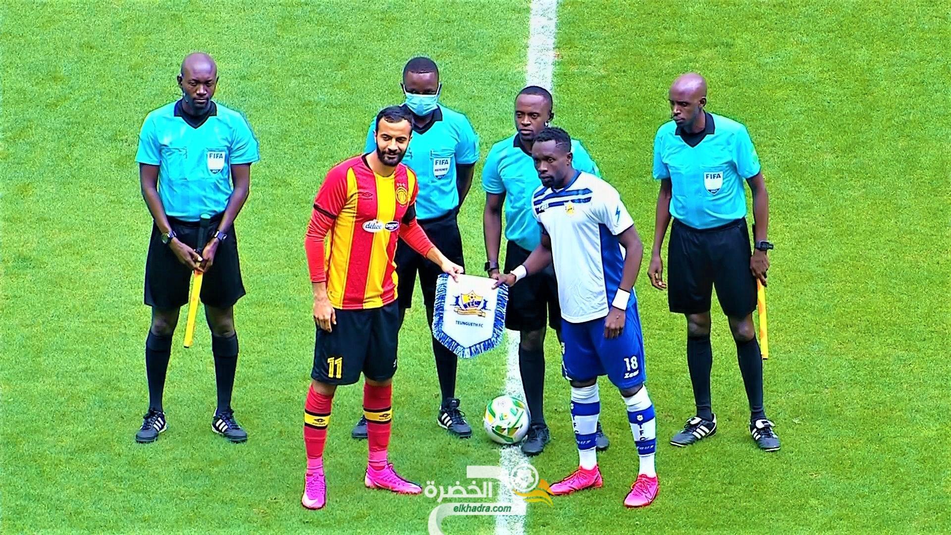 مجموعة المولودية .. الترجي الرياضي يفوز على تونجيت السنغالي 5
