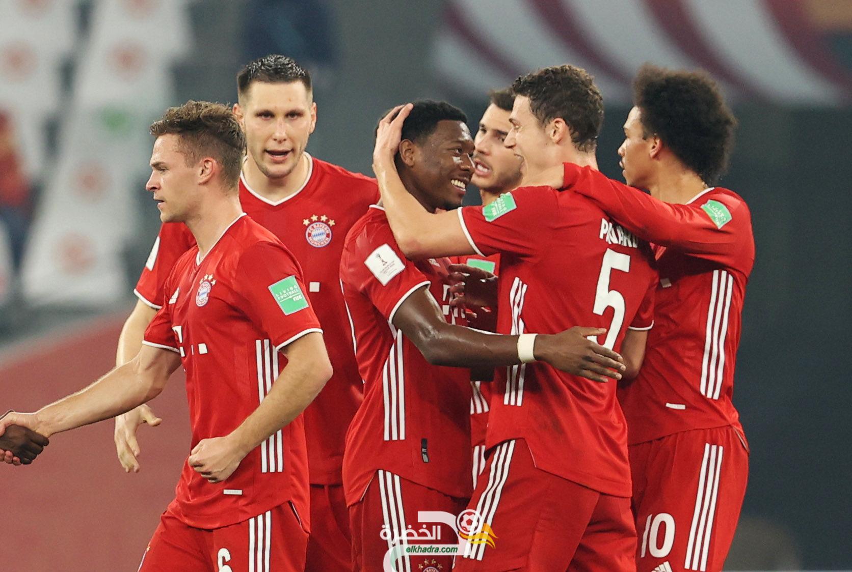 بايرن ميونيخ بطلًا لـ كأس العالم للأندية 2020 23