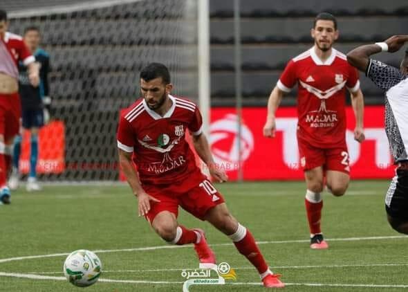 رباعيٌ جزائري ضمن تشكيلة الاسبوع المثالية لذهاب ربع نهائي دوري أبطال افريقيا 5