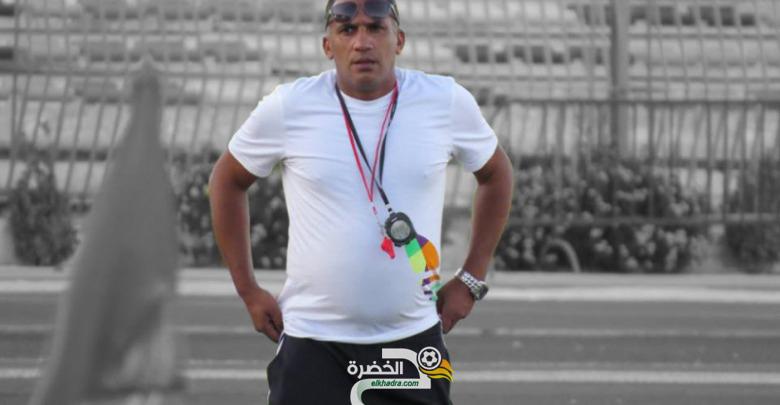 نذير لكناوي يستقيل من تدريب نادي جمعية الشلف 32