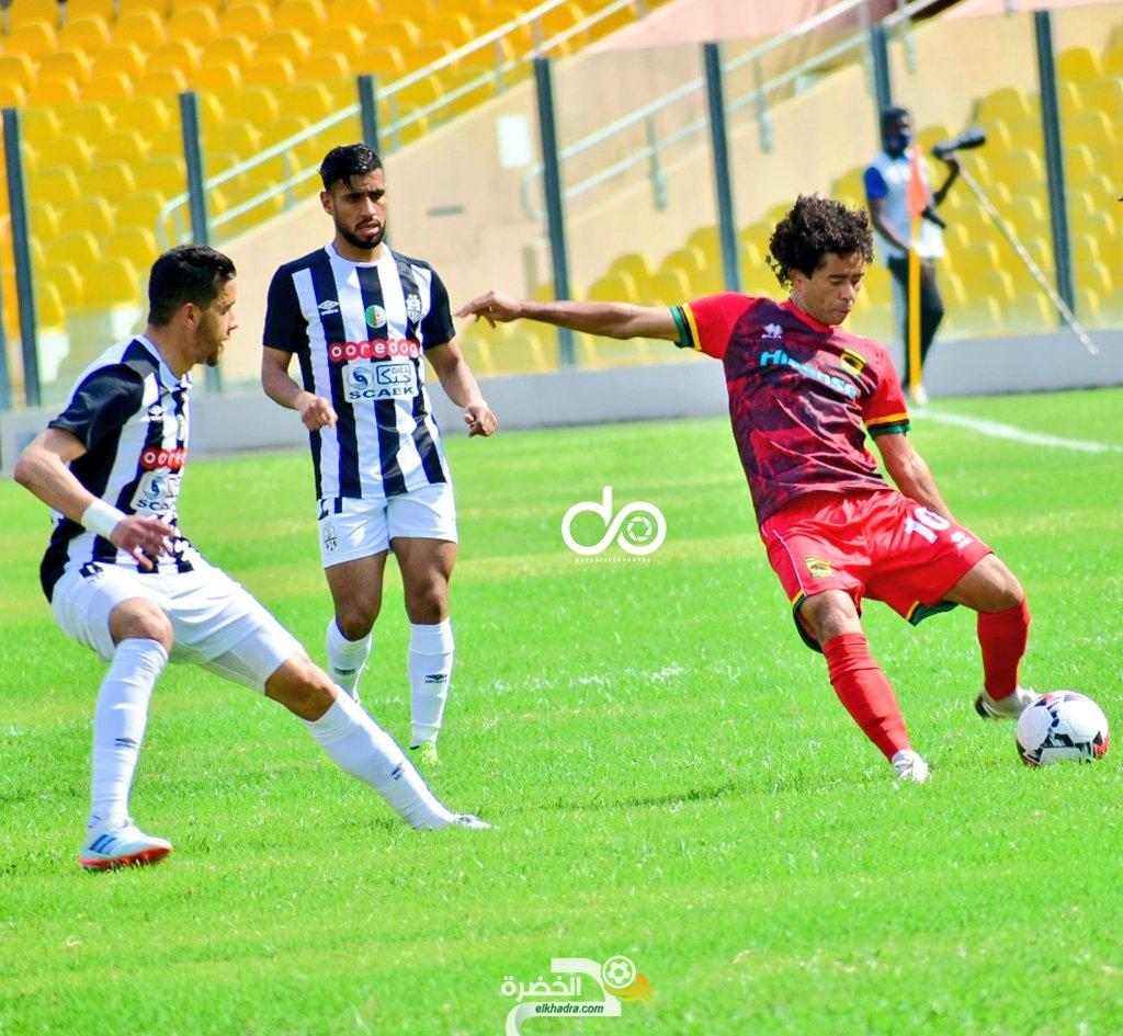 في مباراة قوية : وفاق سطيف يعود بالفوز من غانا 36