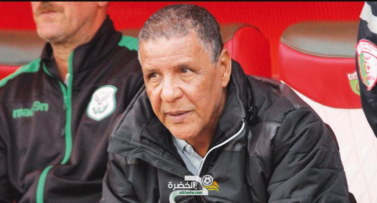 الرابطة الاولى : عمراني مُدربا جديدا لمولودية الجزائر وهذا راتبه 23
