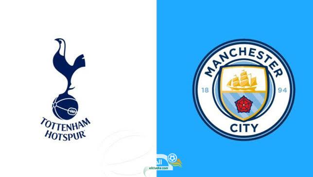 موعد والقنوات الناقلة لمباراة مانشستر سيتي وتوتنهام في الدوري الانجليزي 34