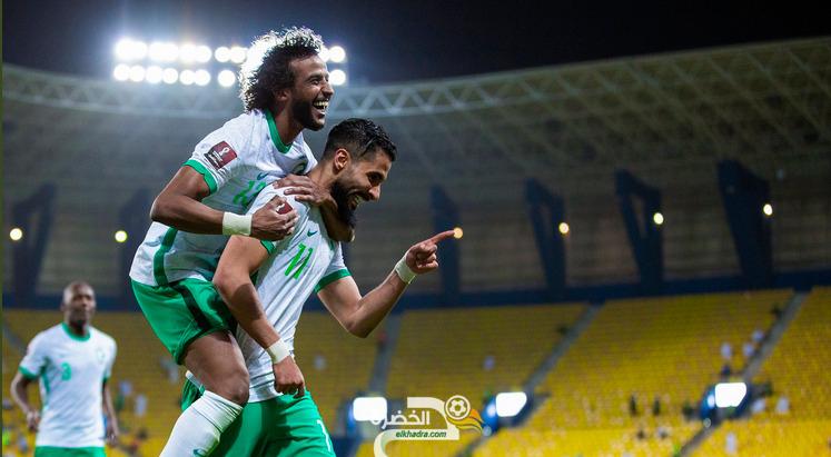 السعودية تفوز على منتخب فلسطين 5-0 في التصفيات الآسيوية 25