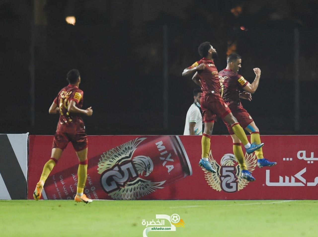 النصر يفوز على الأهلي بنتيجة 2-1 في الجولة 23 من دوري المحترفين 28