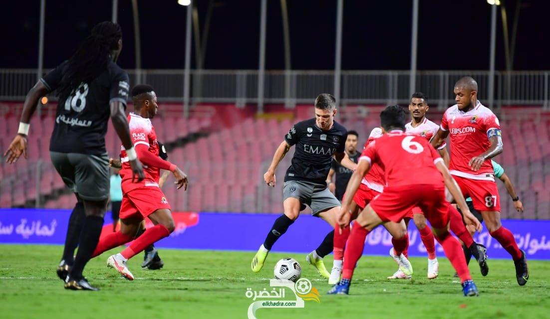 الهلال يفوز علىى الوحدة ضمن الجولة الـ23 من الدوري السعودي 5