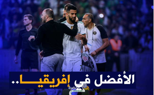 جون مارك غييو:  الجزائر هي الأفضل قاريا حاليا، لأنها تمتلك مدربا اسمه جمال بلماضي 25