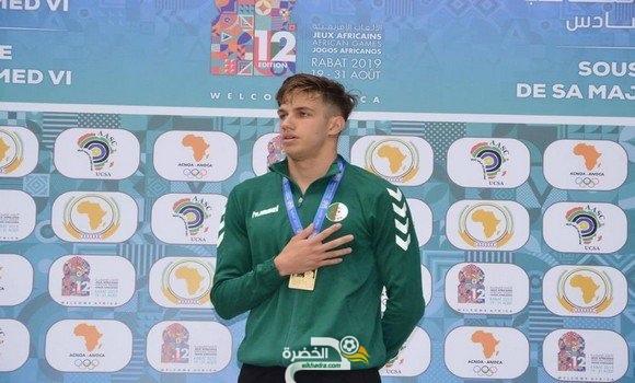 200 م سباحة متنوع : سيود يحطم الرقم القياسي الجزائري ويحسن ترتيبه الدولي 23