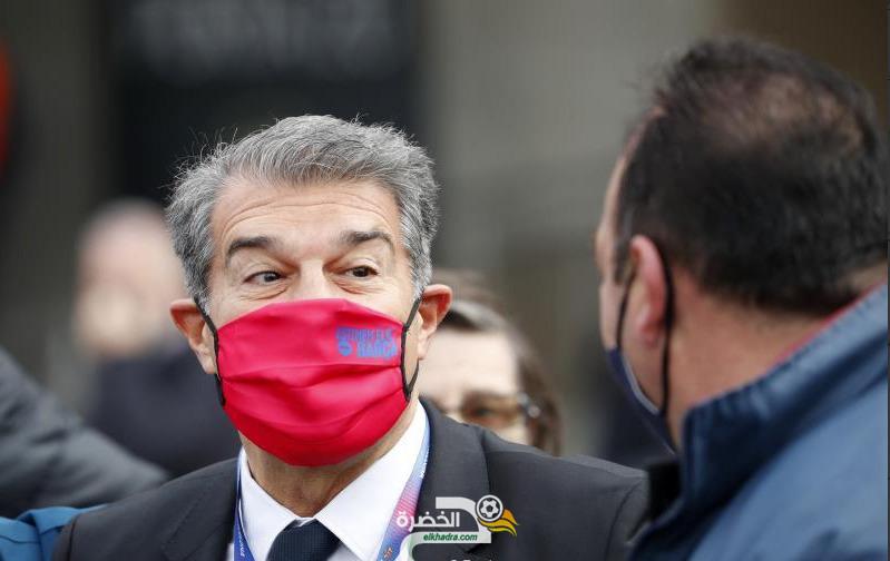 خوان لابورتا يعود ليكون رئيسًا جديدًا لنادي برشلونة 24