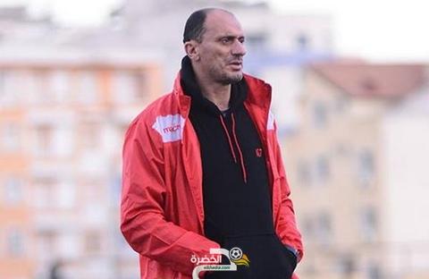 منير زغدود مدربا جديدا لاتحاد الجزائر 27