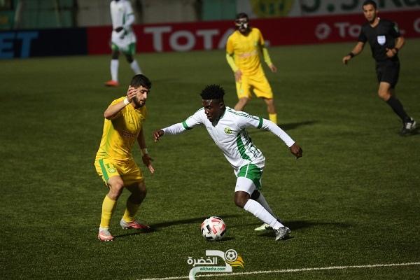 شبيبة القبائل تفوز على القطن الكاميروني بهدف دون رد 4