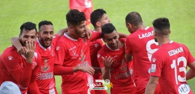 كأس الرابطة : تأهل مولودية وهران واتحاد بسكرة لربع النهائي 1