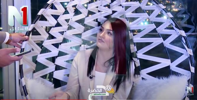 بالفيديو : ما هي قصة بشرى عقبي مع رياض محرز 24