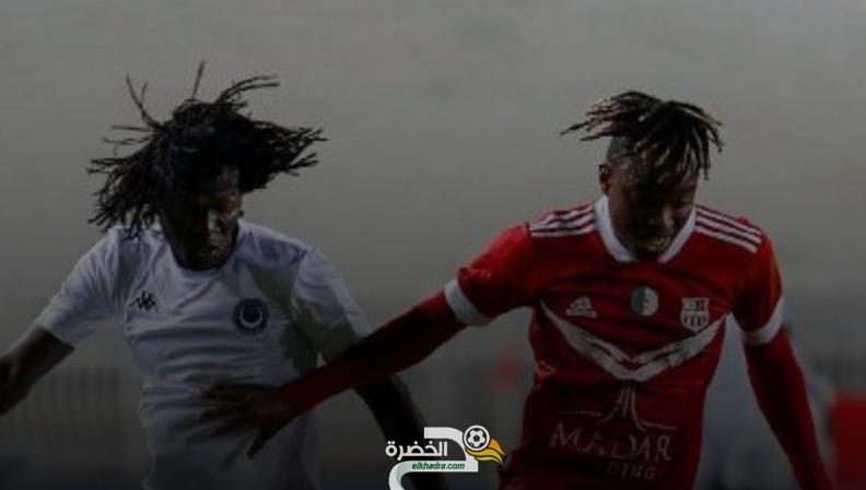 شباب بلوزداد يكتفى بالتعادل امام الهلال بدوري الابطال 35