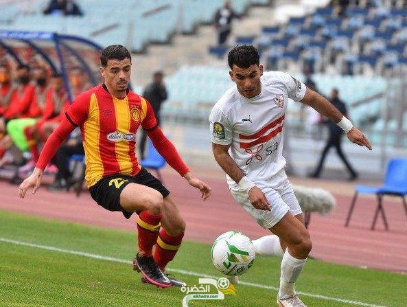 الزمالك يحتج على نتيجة مباراة الترجي ومولودية الجزائر 5